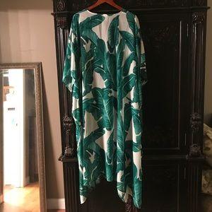 Banana Leaf Kimono